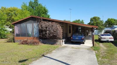 Belleview Mobile/Manufactured For Sale: 6555 SE 111th Place