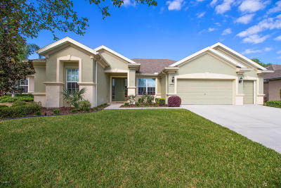 Ocala Single Family Home For Sale: 9845 SW 63rd Loop