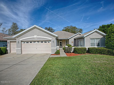 Spruce Creek Gc Single Family Home For Sale: 12824 SE 91st Ter Road