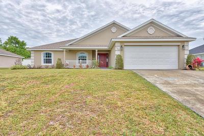 Ocala Single Family Home For Sale: 1202 SE 65 Circle