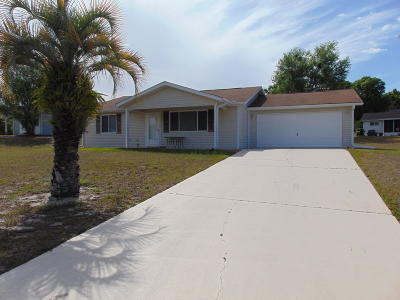 Oak Run, Oak Run Eagles Point Single Family Home For Sale: 8468 SW 109th Place