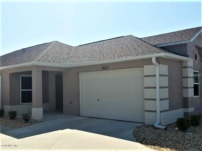 The Villages Condo/Townhouse For Sale: 16807 SE 91st Phillips Court
