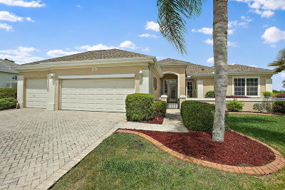 Spruce Creek Gc Single Family Home For Sale: 9385 SE 136th Place