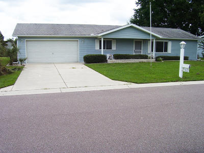 Summerfield FL Single Family Home For Sale: $149,500