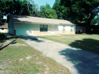 Ocala Single Family Home For Sale: 3620 NE 22 Court