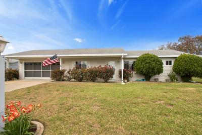 Summerfield FL Single Family Home Pending: $132,000