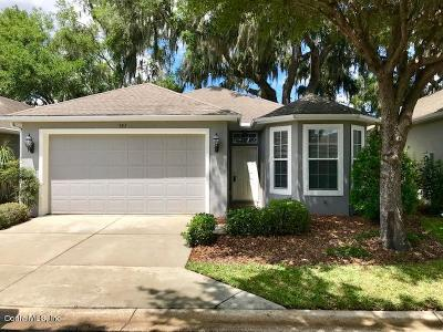 Ocala Single Family Home For Sale: 3317 SW 38 Street