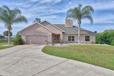 Ocklawaha Single Family Home For Sale: 12830 SE 144th Avenue
