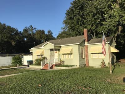 Williston FL Single Family Home For Sale: $99,900