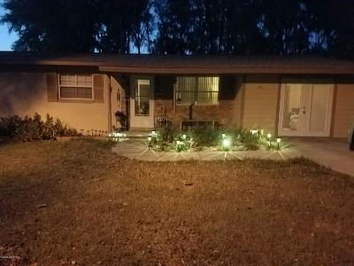 Ocala Single Family Home For Sale: 35 NE 42nd Street Street