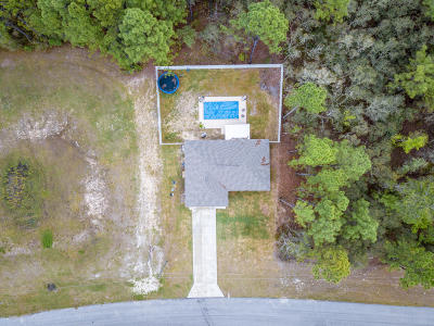 Ocala Single Family Home For Sale: 586 Marion Oaks Pass