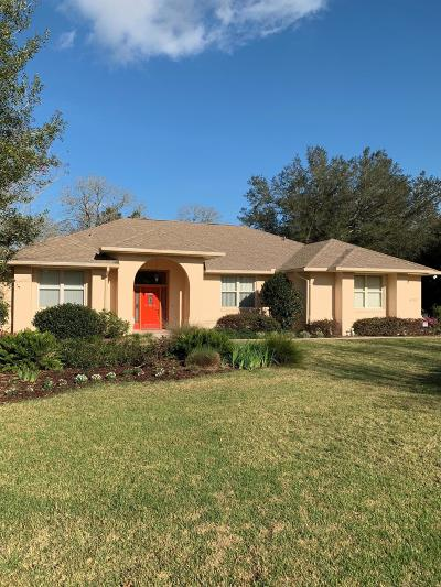 Ocala Single Family Home For Sale: 10507 SW 56th Avenue
