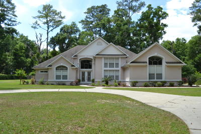 Ocala Single Family Home For Sale: 7414 NW 83rd Court Road