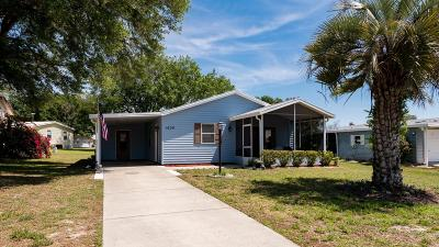 Lady Lake Single Family Home For Sale: 1629 Pinehurst Drive