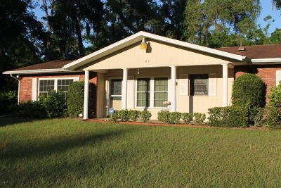 Ocala Farm For Sale: 48 Lake Wood Circle Circle