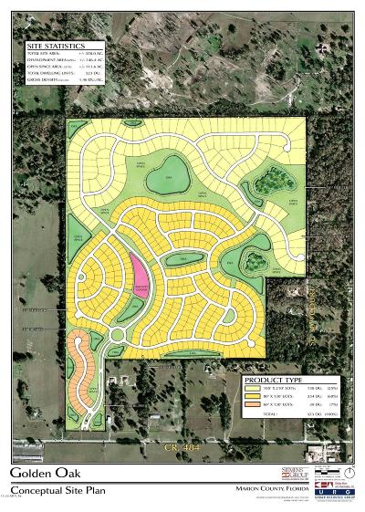 Belleview Residential Lots & Land For Sale: 1950 SE Highway 484