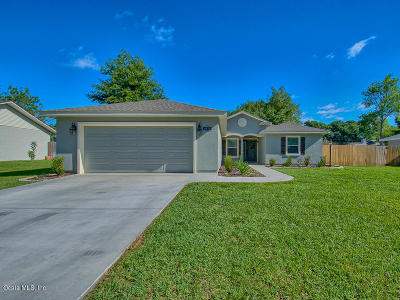 Ocala Single Family Home For Sale: 4315 SE 60th Street