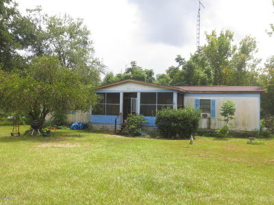 Ocklawaha Single Family Home For Sale: 15100 SE 99th Place