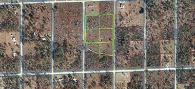 Levy County Residential Lots & Land For Sale: NE 127 Court