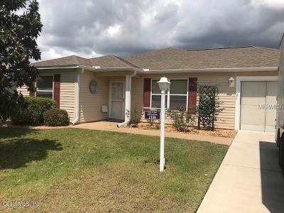 The Villages Single Family Home For Sale: 1539 Hollyberry Place