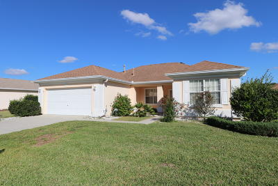 Summerfield Single Family Home For Sale: 12489 SE 90th Terrace