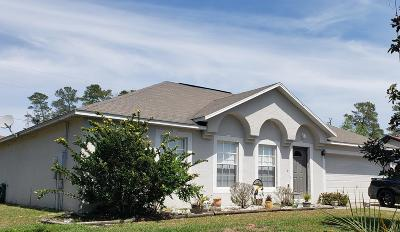 Ocala Single Family Home For Sale: 2175 SW 153rd Place
