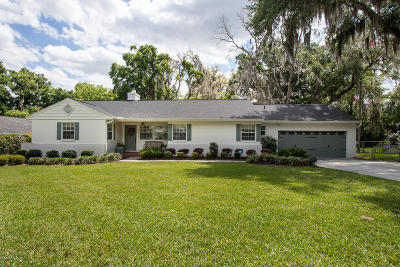 Ocala Single Family Home For Sale: 1232 SE 15th Street