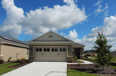 Ocala Single Family Home For Sale: 9870 SW 99th Loop