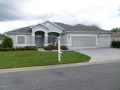 Spruce Creek Pr Single Family Home For Sale: 11542 SW 140th Loop