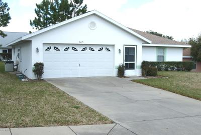 Citrus County Single Family Home For Sale: 3715 E Arbor Lakes Drive
