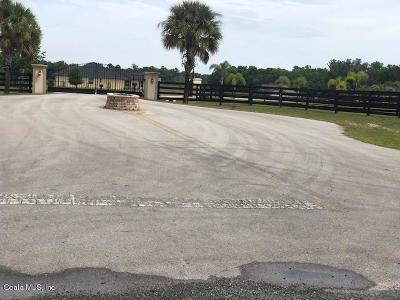 Belleview Residential Lots & Land For Sale: SE 37th Ave Road