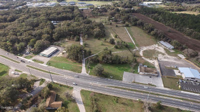 Ocala Residential Lots & Land For Sale: 3308 NW Blitchton Road
