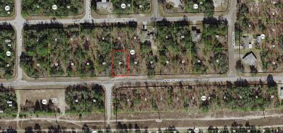 Citrus County Residential Lots & Land For Sale: 2491 W Rutland Drive