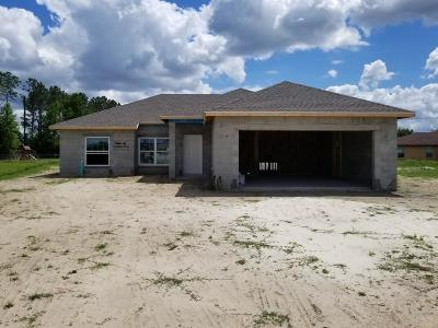 Belleview Single Family Home For Sale: 6960 SE 103rd Place