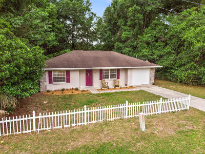 Summerfield Single Family Home For Sale: 4630 SE 137 Place