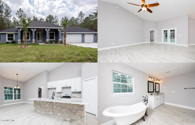 Ocala Single Family Home For Sale: 4135 SW 113 Place