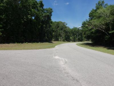 Dunnellon Residential Lots & Land For Sale: Lot 1 SW 186 Circle