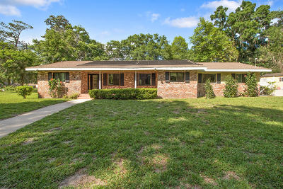 Ocala Single Family Home For Sale: 301 SW 38th Street