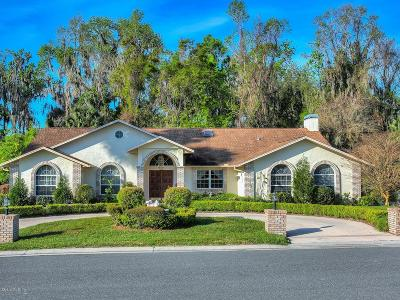 Single Family Home For Sale: 3500 SW 10th Terrace