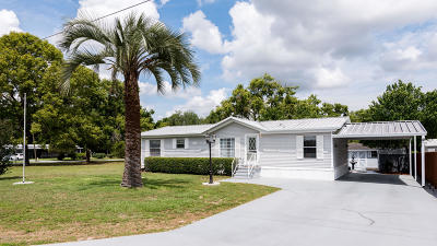 Summerfield FL Mobile/Manufactured Pending: $79,900