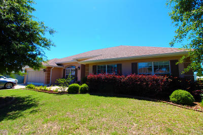 Ocala Single Family Home For Sale: 9936 SW 57th Court