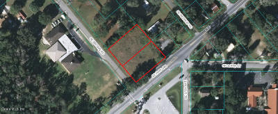 Belleview Residential Lots & Land For Sale: 5605 Hwy 484
