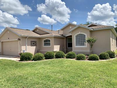 Ocala Single Family Home For Sale: 15453 SW 15th Terrace Road