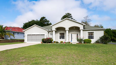 Marion Oaks North, Marion Oaks Rnc, Marion Oaks South Single Family Home For Sale: 14420 SW 42nd Terrace Road