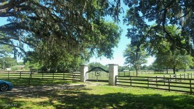 Ocala Residential Lots & Land For Sale: W Hwy 326