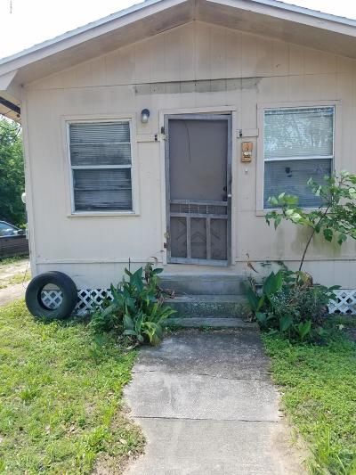 Ocala Single Family Home For Sale: 916 NW 2nd Street
