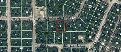 Citrus County Residential Lots & Land For Sale: 4232 W Thrush Drive