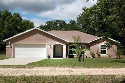 Dunnellon Single Family Home For Sale: 10170 SW 134th Court