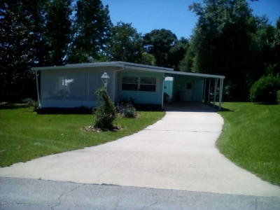 Ocala Mobile/Manufactured For Sale: 2010 NW 29th Ave Avenue