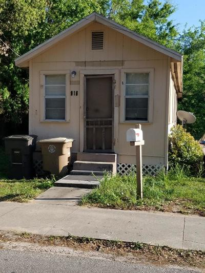 Marion County Single Family Home For Sale: 922 NW 2nd Street